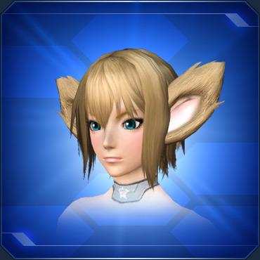 ふんわりビッグ耳 Big Fluffy Ears