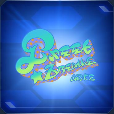 スイートステッカーB Sweet Sticker B