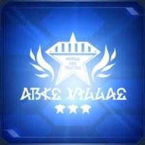 ヴィラスステッカーA Villas Sticker A