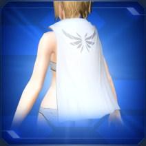 ホワイトショートマント White Short Cloak