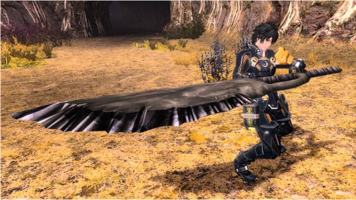 狂戦士の斧剣 (Berserker's Axe-Sword)