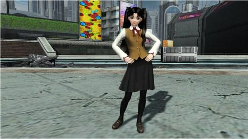 穂群原学園女子制服 ( Women's Homurahara Academy Uniform)