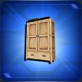 ウッディクローゼットA Woody Closet A