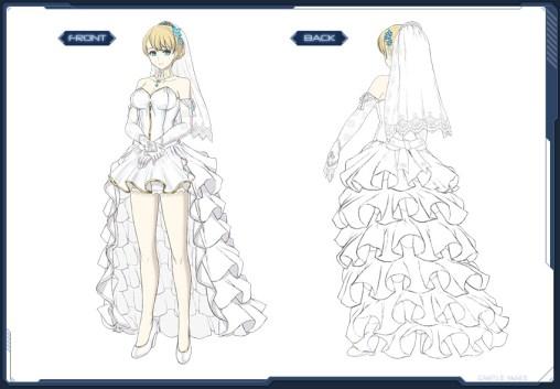 Marriage Dress