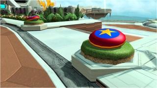 Sonic Lobby Spring Pads