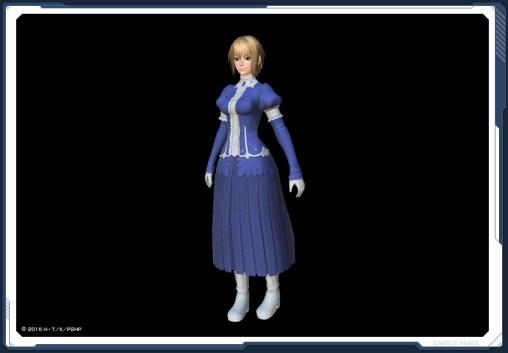 Luvia Dress