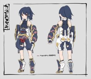 Artist: raigouFemale Costume