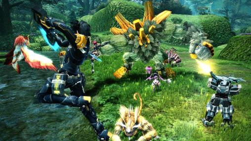 PS4 Phantasy Star Online 2