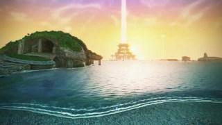 PSO2 PS4 Beach