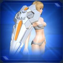 ショルダーシールドB Shoulder Shield B