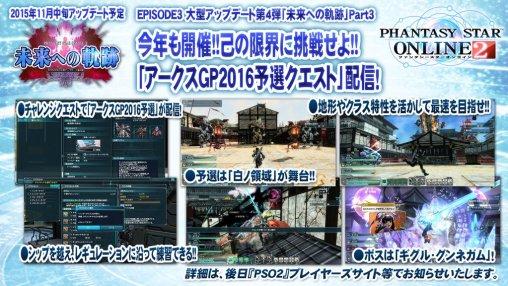 Challenge Quest Arks 2016