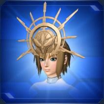 天原日姫冠 Amabaranohime Headpiece