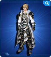 事代守人衣 Kotoshiro Protector's Clothes