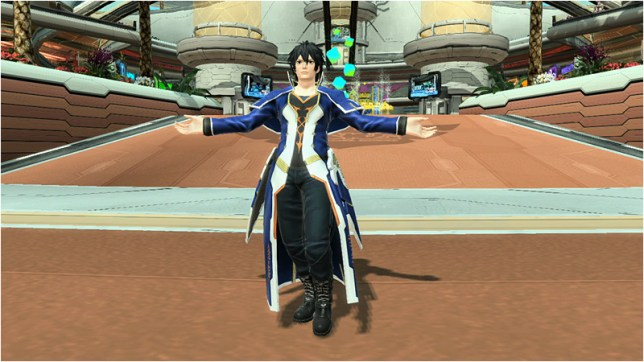 Layered Wear PSO2 c