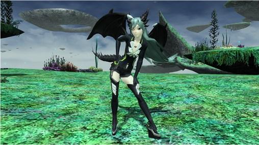 竜の翼 Dragon Wing 竜の角 Dragon Horn 竜の尻尾 Dragon Tail