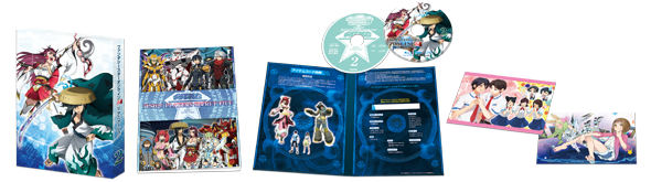 PSO2 Animation Volume 2 Benefits