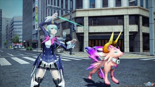 PSO2 EP4 Character Creator Demo