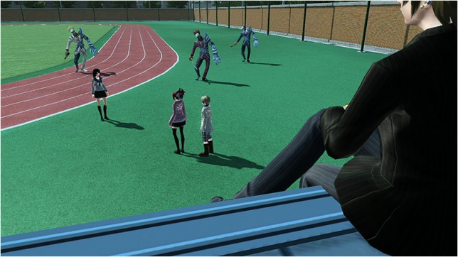 EP4 Story Event Track Field