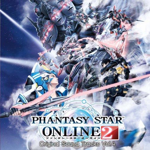 PSO2 Original Soundtrack 4