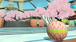 Sakura Ball Lobby