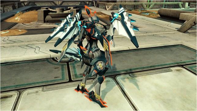 メタルクォーツウィングA Metal Quartz Wings AメタルクォーツウィングB Metal Quartz Wings B