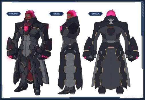 Elder Battle Suit