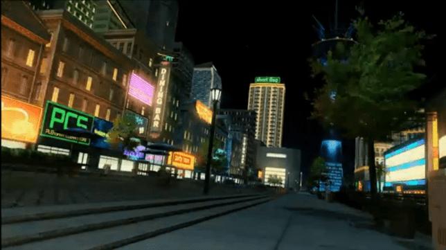 PSO2 Las Vegas Night