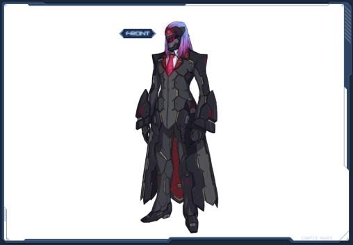 Persona Battle Suit