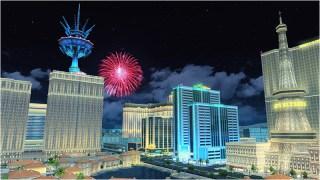 Las Vegas Night PSO2