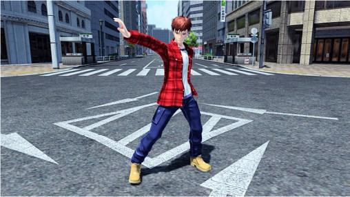 チェックシャツ[Ou] (Checkered Shirt)カーゴパンツ Cargo Pants