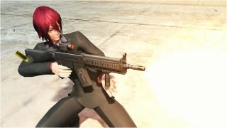 *幻銃 Phantom Bullet