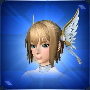 ミューズヘアウィング Muse Hair Wings