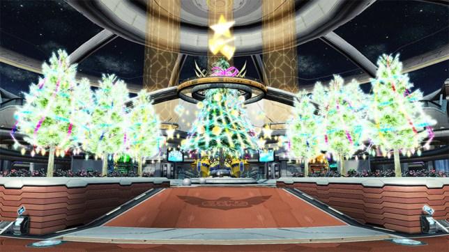 Christmas Lobby 2017 A