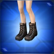トレッキングブーツ 茶 Brown Trekking Boots