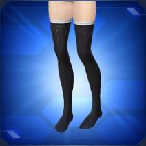 ダスクサイハイソックス Dusk Thigh High Socks
