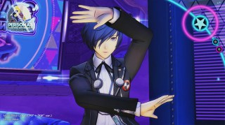 Persona 3 Dancing Event A