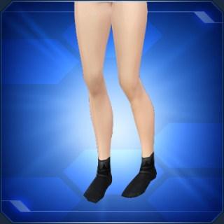 天星初等部女子ソックスB Tensei Elementary Socks F B