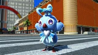 Lovey Rappy Suit Mini