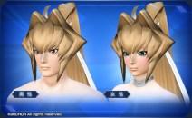 御剣冥夜ヘアーMitsurugi Meiya Hair
