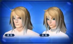 ヒツギおろし髪GVHitsugi Undone Hair GV
