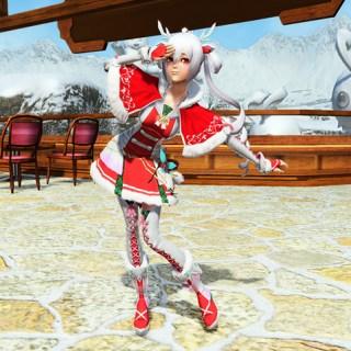 Christmas Casper Costume A
