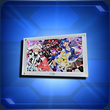 7周年イラコン入賞作品C7th Anniversary Art Winner C