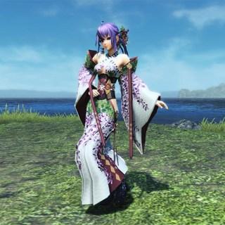 Lum Bloom Costume B