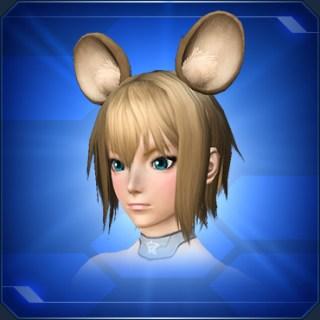 ネズミの耳Mouse Ears