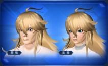 ぼさぼさロングヘアーTousled Long Hair