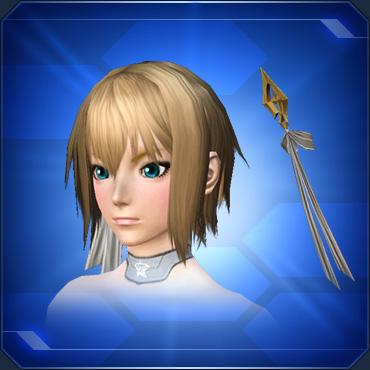 アステロード髪飾りAsteraude Hair Ornament