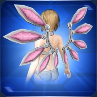 ギア・D・ウィングA 桃Gear D Wing A Pink