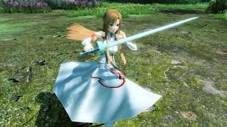 Asuna's Lambent Light sample