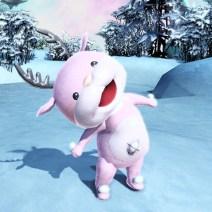 Reindeer Costume Mini Sakura sample