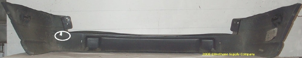 1993 1995 Jeep CherokeeWagoneer Full Size Grand Cherokee BaseSport Model Wimpact Strip